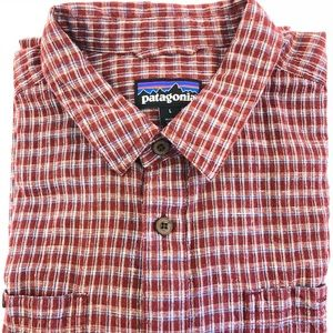 Patagonia Short Sleeve Button Up